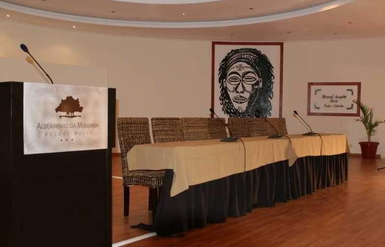 Aldeamento da Mulemba - Conference - 14
