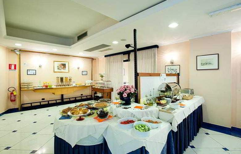 Best Western Blu Hotel Roma - Hotel - 22