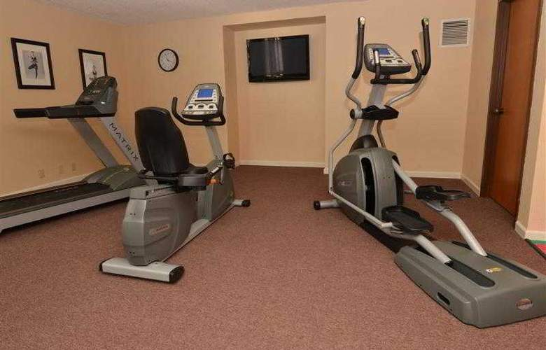 Best Western Plus East Towne Suites - Hotel - 19