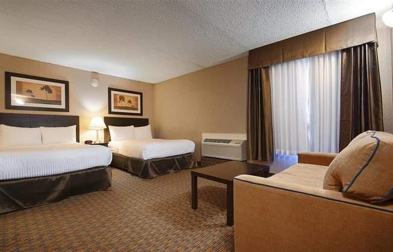 Coast West Edmonton Hotel & Conference Centre - Room - 51