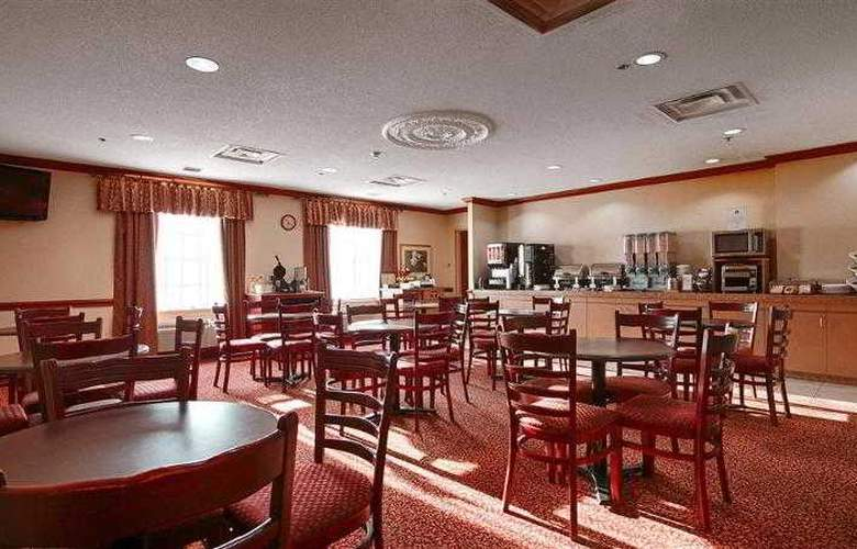 Best Western Plus Executive Inn Scarborough - Hotel - 77
