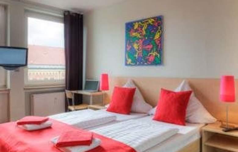 Meininger Munich City Center - Room - 2