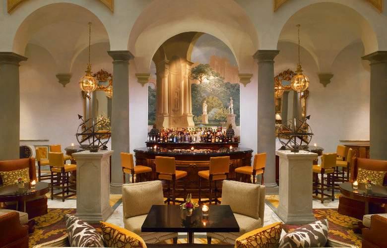 The St. Regis Florence - Bar - 3