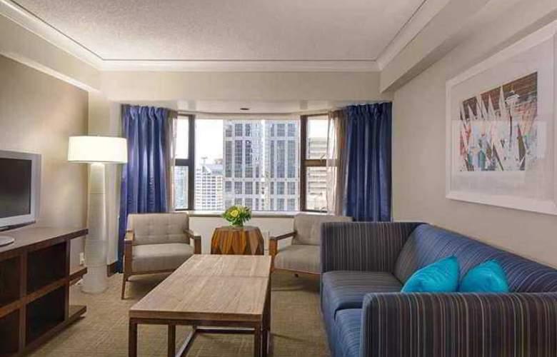Hilton Seattle - Hotel - 5