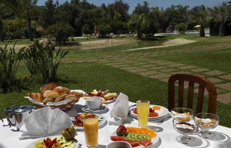 Yellow Alvor Garden - Restaurant - 14
