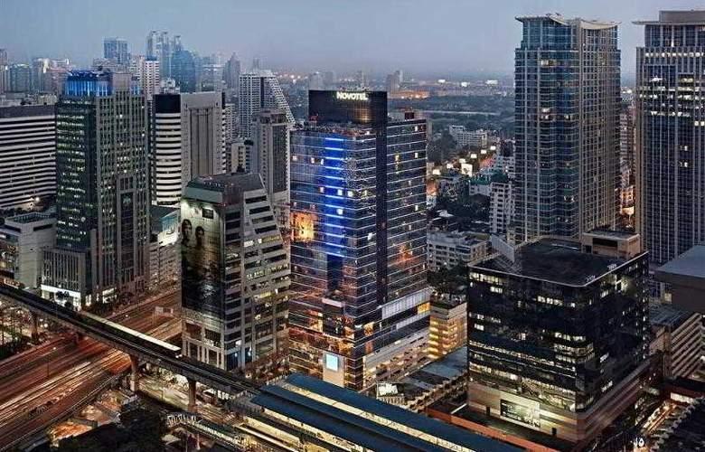 Novotel Bangkok Fenix Ploenchit - Hotel - 43