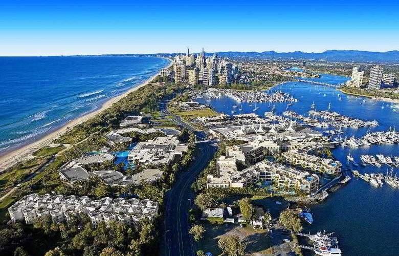 Sheraton Grand Mirage Resort, Gold Coast - Sport - 53