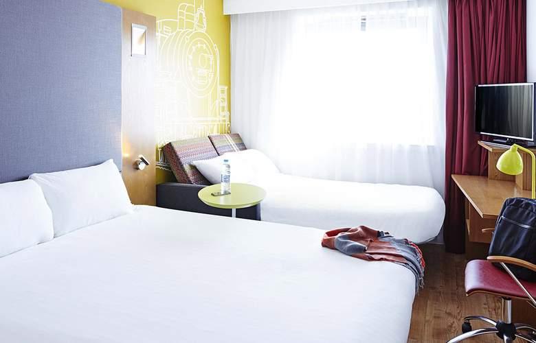 Ibis Styles Crewe - Room - 11