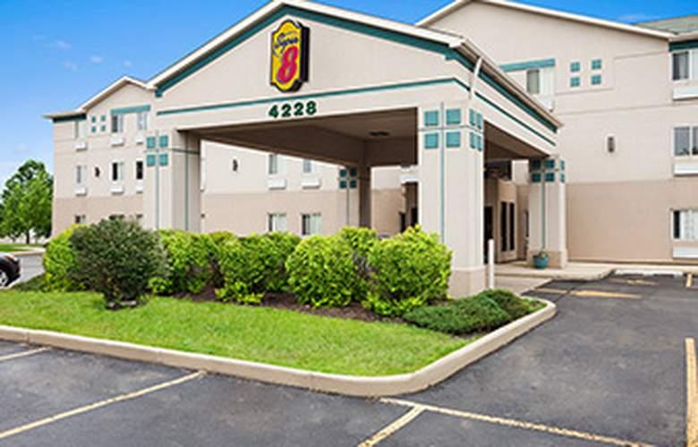Super 8 Aurora/Naperville Area - Hotel - 0