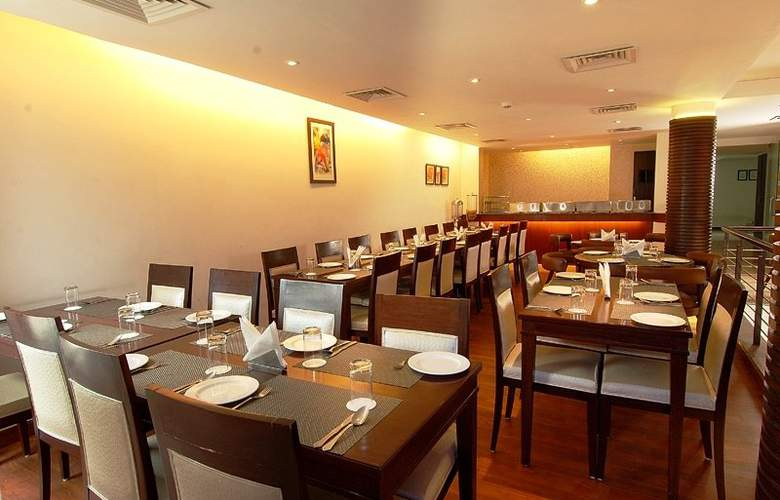 Aarone Residency Airport - Restaurant - 5