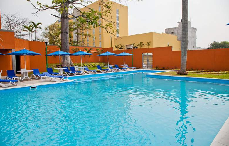 City Express Villahermosa - Pool - 3