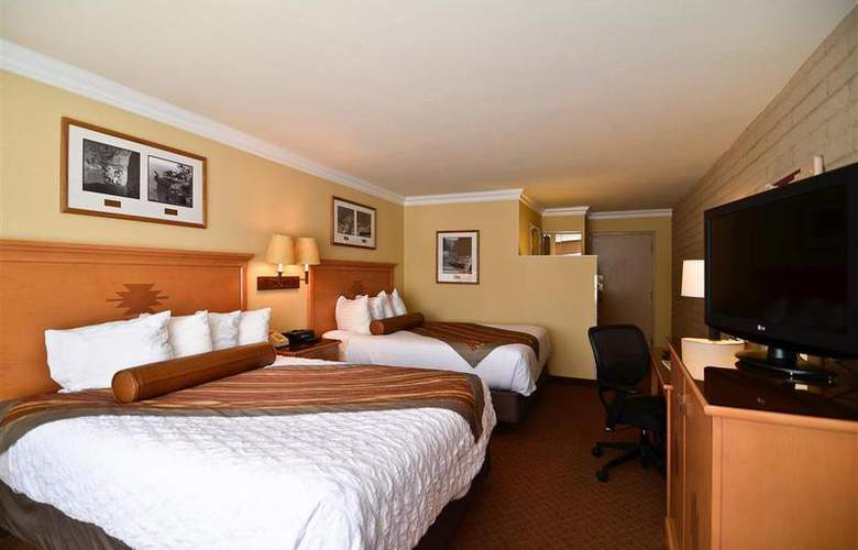 Best Western Premier Grand Canyon Squire Inn - Room - 118