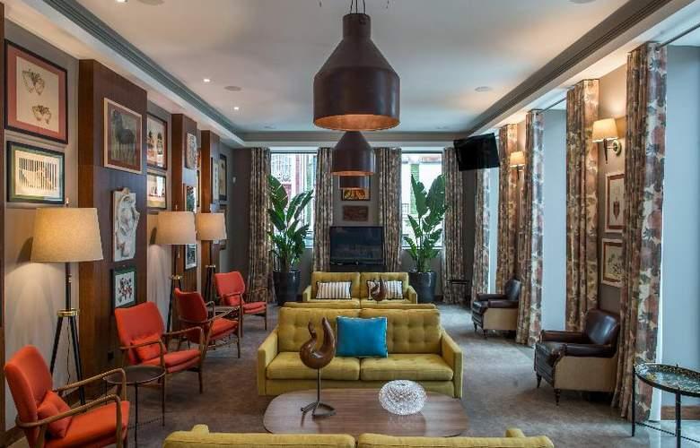 The Artist Porto Hotel & Bistro - Bar - 28