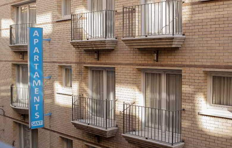 Santi Apartamentos - Hotel - 0