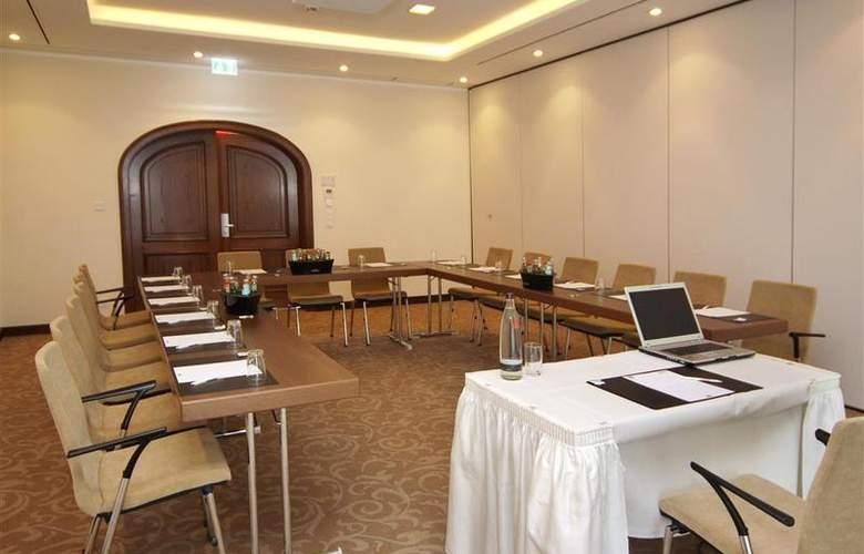 Best Western Parkhotel Wittekindshof - Conference - 21