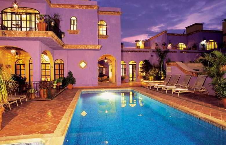 Hotel Boutique la Villa del Ensueño - Pool - 3
