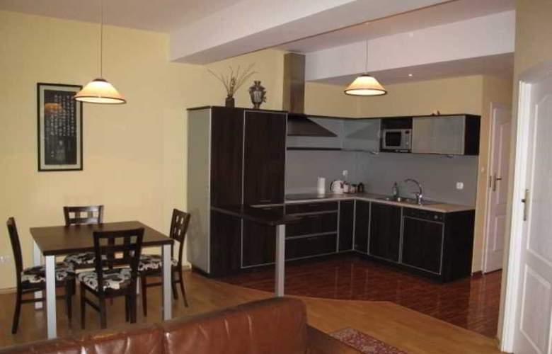 Abella Suites & Apartments - Hotel - 0