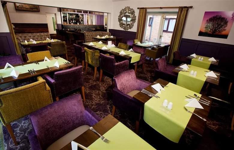 Best Western Henley Hotel - Restaurant - 122