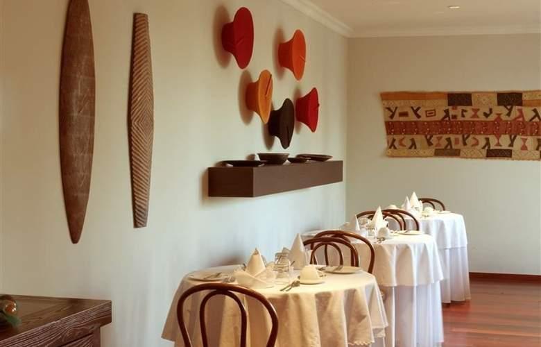 L´Avenir Country Lodge - Restaurant - 3