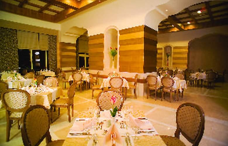 Horus Paradise Club Resort - Restaurant - 9