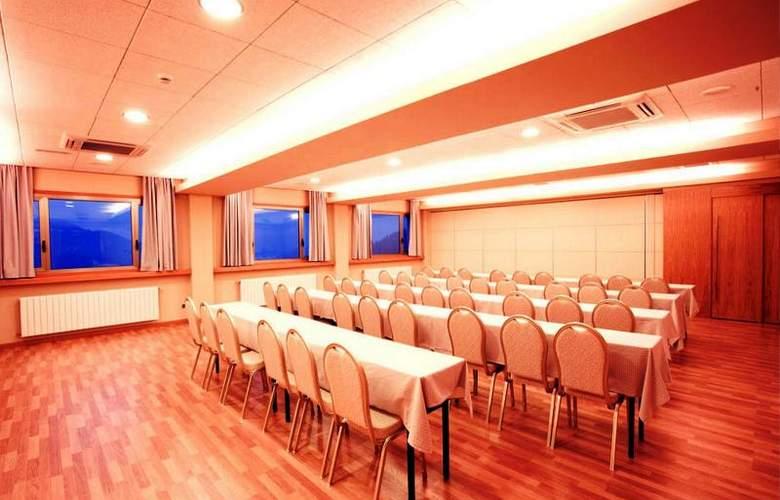 Sercotel Hotel & Spa La Collada - Conference - 16