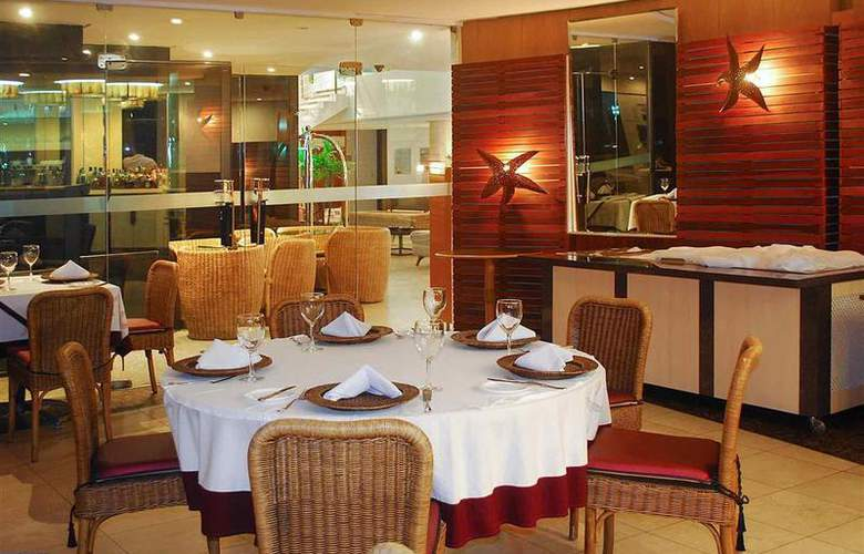 Mercure Fortaleza Meireles - Restaurant - 33