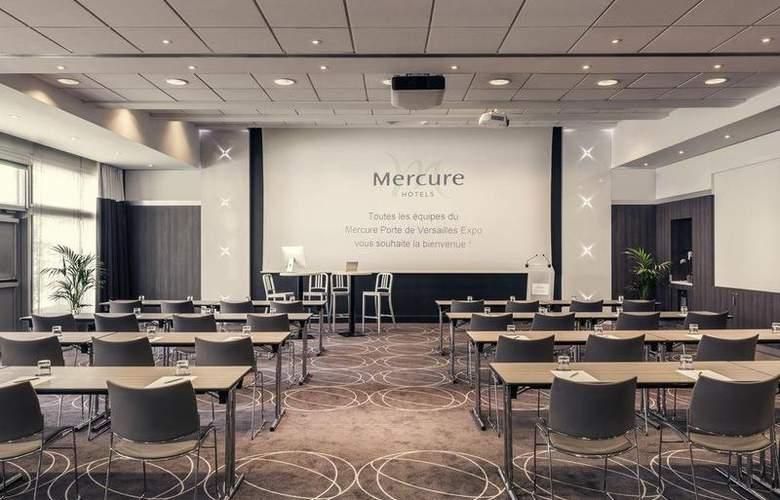 Mercure Paris Porte de Versailles Expo - Conference - 51