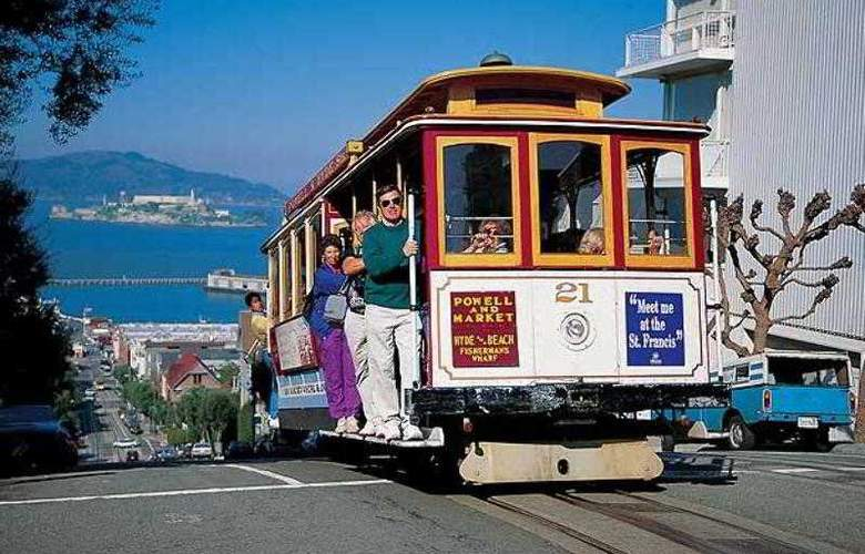 San Francisco Marriott Union Square - Hotel - 1
