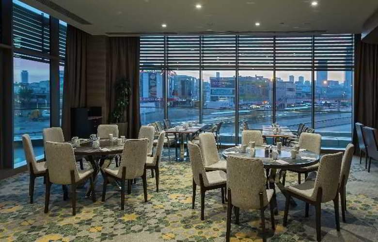 Hilton Istanbul Kozyatagi - Restaurant - 47