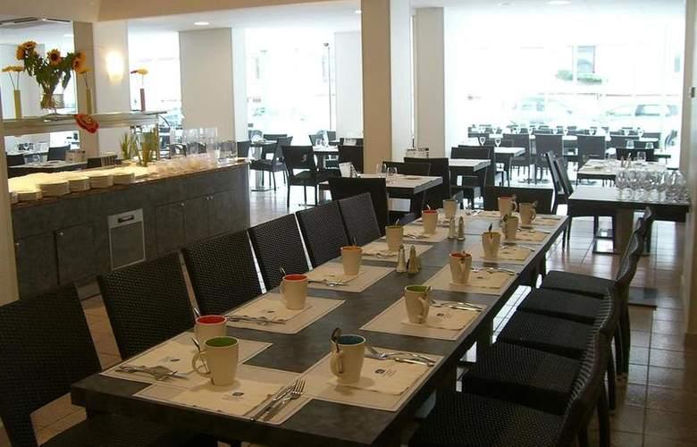 Best Western Saphir - Restaurant - 31