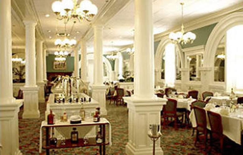 Menger Hotel - Restaurant - 5