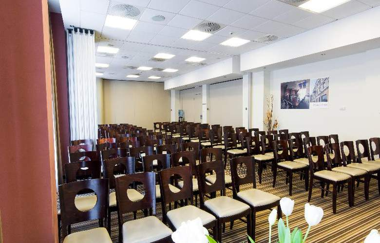 Park Hotel Diament Wroclaw - Conference - 24