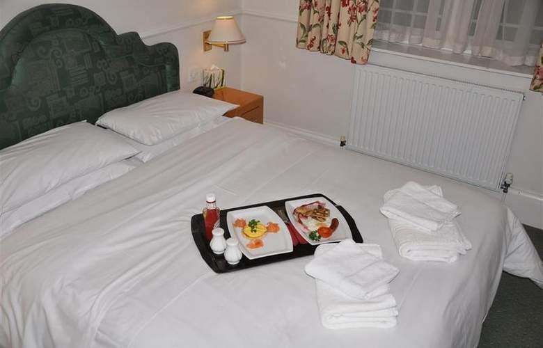 Best Western Montague Hotel - Room - 93