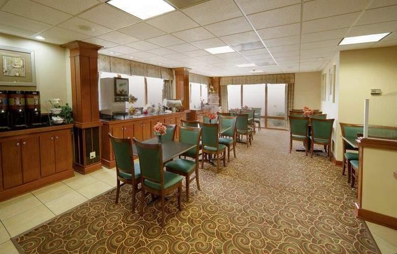 Best Western Plus Historic Area Inn - Restaurant - 12
