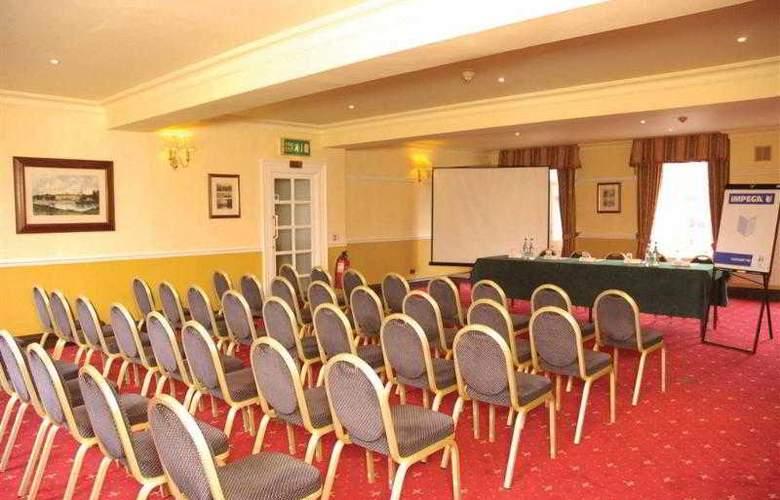 Best Western West Retford - Hotel - 53