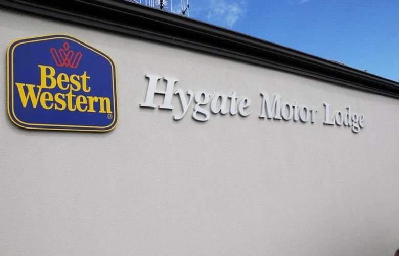 Best Western Hygate Motor Lodge - Hotel - 22