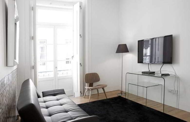 Lisbon Serviced Apartments - Baixa - Room - 7