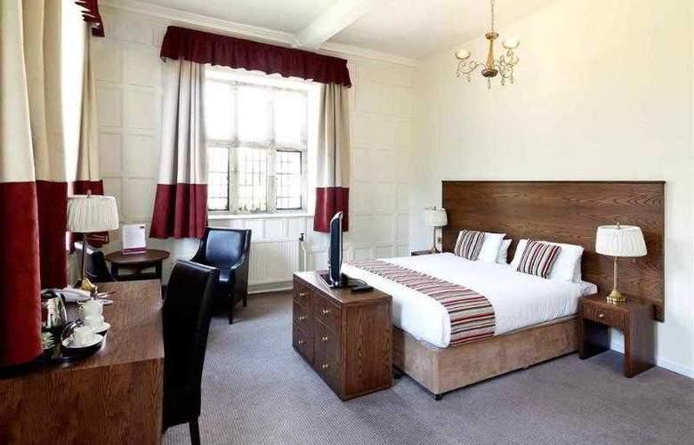 Mercure Telford Madeley Court Hotel - Hotel - 32