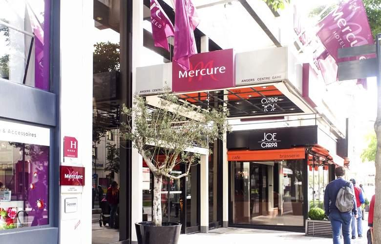 Mercure Angers Centro Estación - Hotel - 0