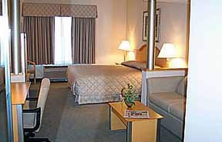 Comfort Suites Central/I-44 - Room - 4