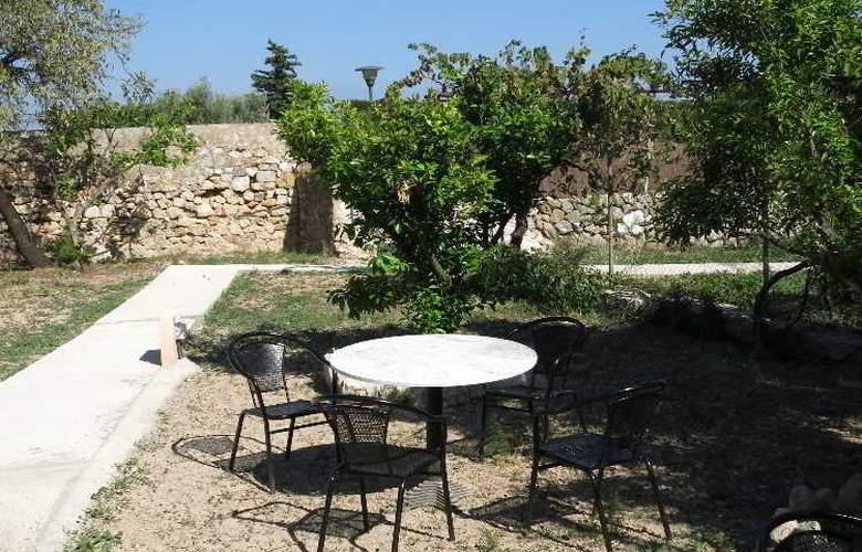 Finca Agroturismo Dalt Murada - Terrace - 2