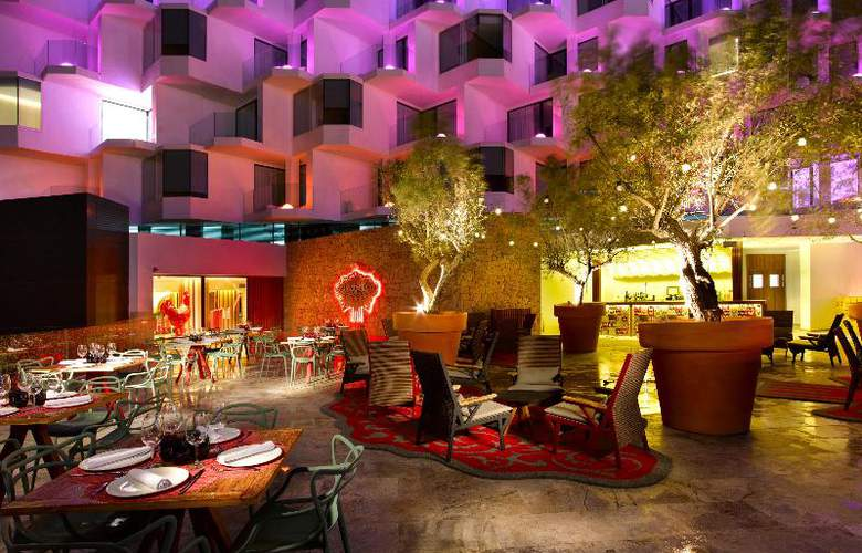 Hard Rock Ibiza - Restaurant - 27
