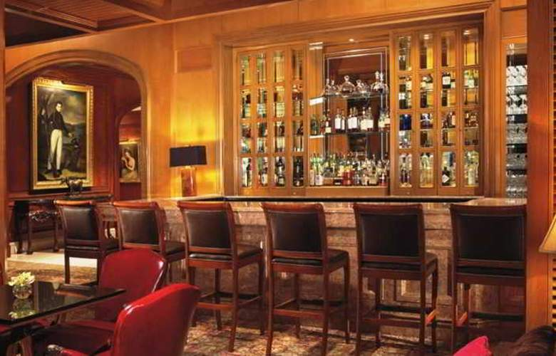 Atlanta Ritz Carlton Hotel Buckhead - Bar - 4