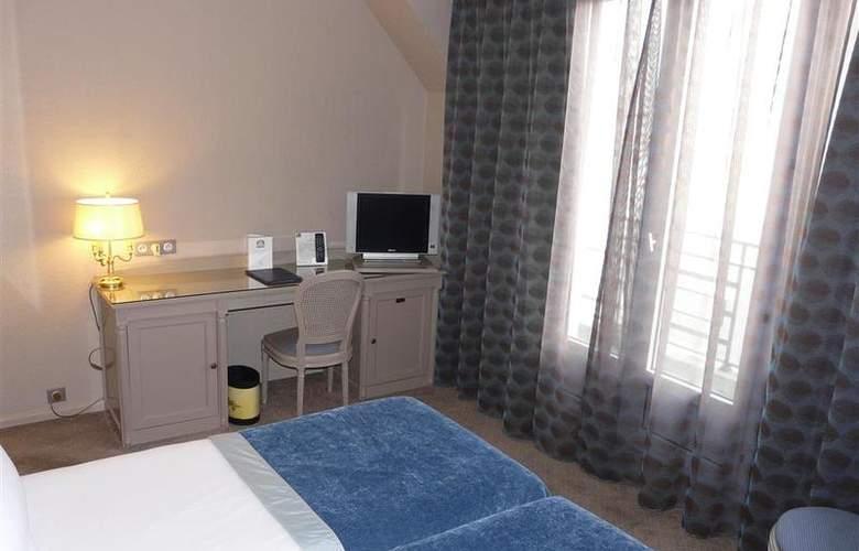 Best Western Hotel Victor Hugo - Room - 12