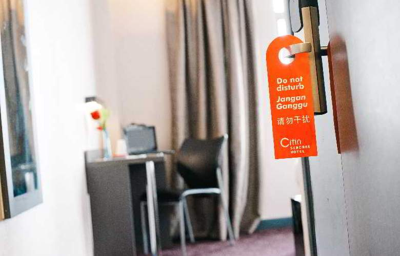 Citin Seacare Pudu by Compass Hospitality - Room - 18