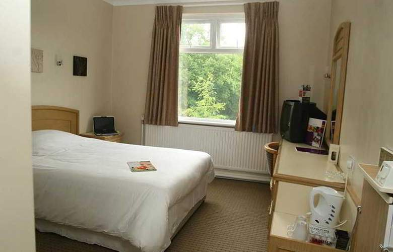 County Hotel Woodford - Room - 3