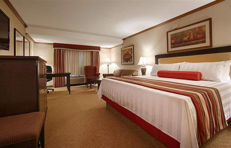 Best Western Port O'Call Hotel Calgary - Room - 7
