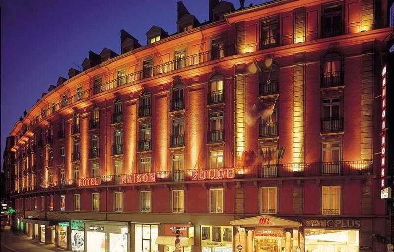 Maison Rouge - Hotel - 0