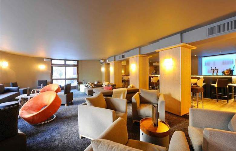 Mercure Chamonix Centre - Bar - 57