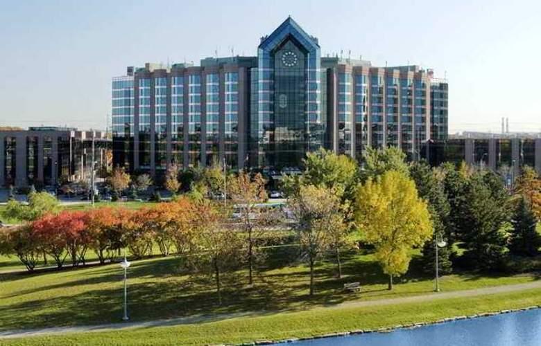 Hilton Suites Toronto Markham - Hotel - 10